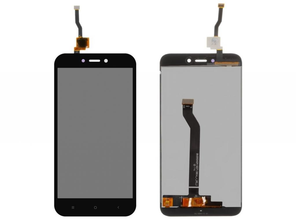 PANTALLA LCD DISPLAY CON TOUCH XIAOMI REDMI GO NEGRO