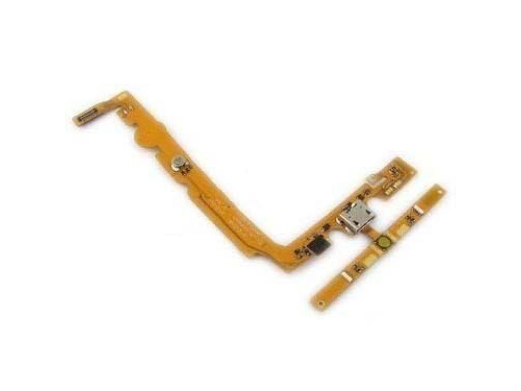 FLEX CONECTOR CARGA ANTENA Y MICROFONO LG OPTIMUS L7 P700 P705 P708