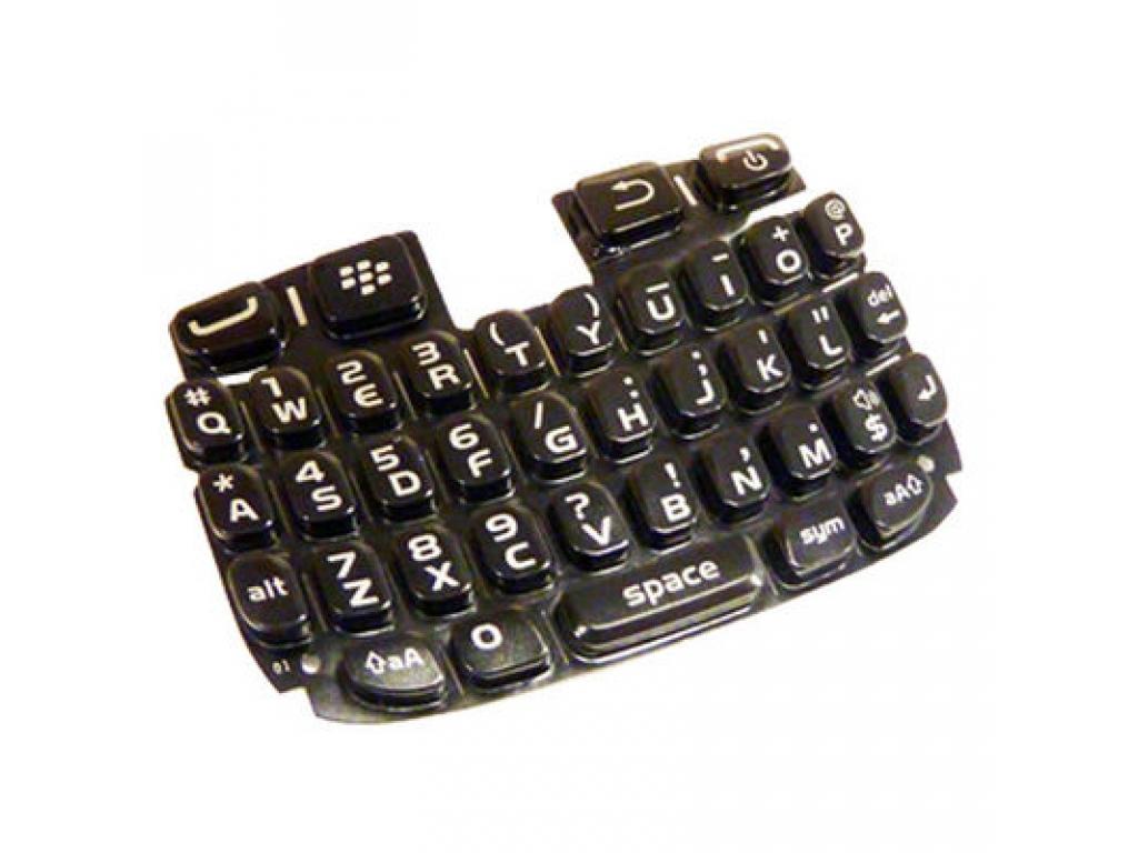 TECLADO BLACKBERRY 9320 NEGRO