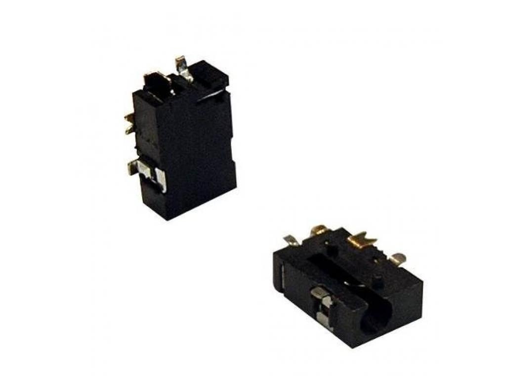 CONECTOR CARGA TABLET PIN REDONDO 0.7MM MODELO 338