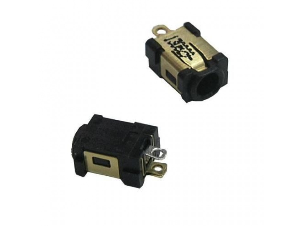CONECTOR CARGA TABLET PIN REDONDO 0.7MM MODELO 444