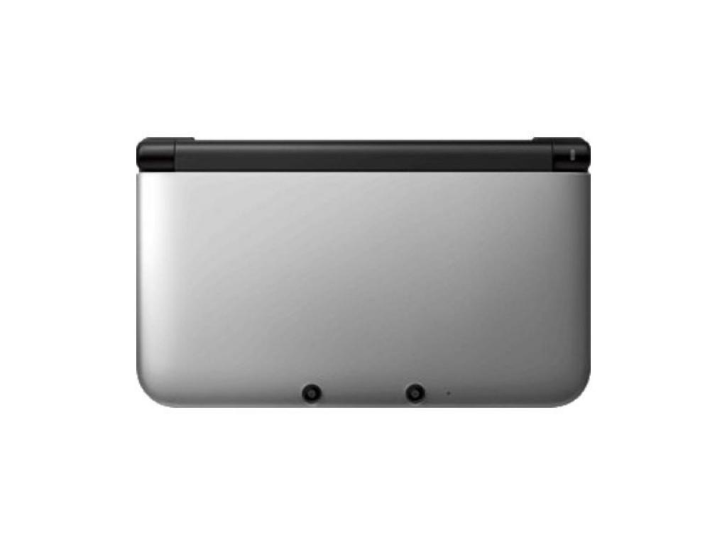 CARCASA COMPLETA NINTENDO 3DS XL PLATA