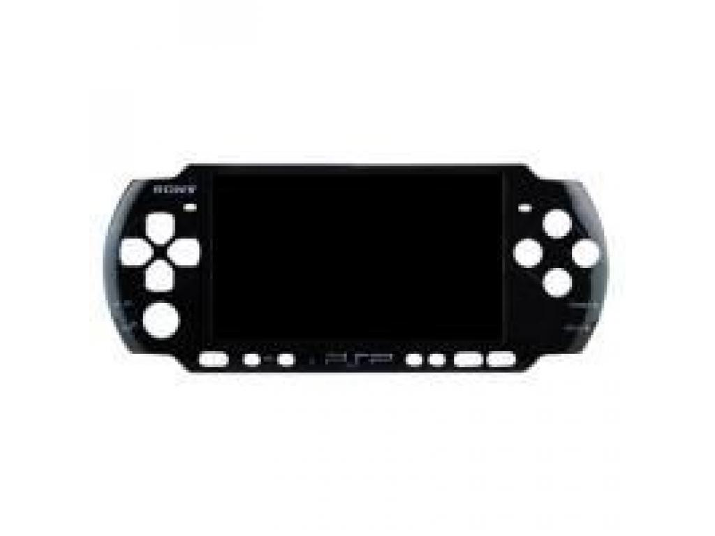FRONTAL CARCASA PSP2000 (SLIM) ORIGINAL NEGRO