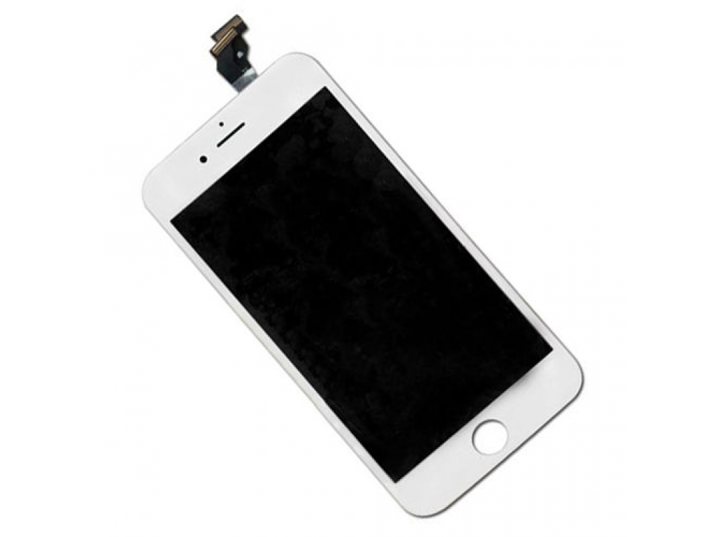 PANTALLA LCD DISPLAY CON TOUCH IPHONE 6G BLANCA