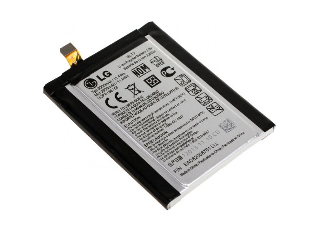 BATERIA LG OPTIMUS G2 D802 D805 EAC62058701 BL-T7