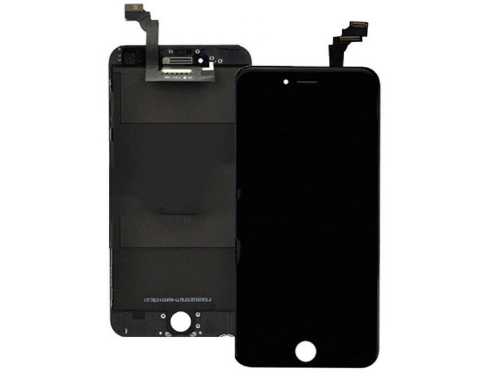 PANTALLA LCD DISPLAY CON TOUCH IPHONE 6 PLUS NEGRA