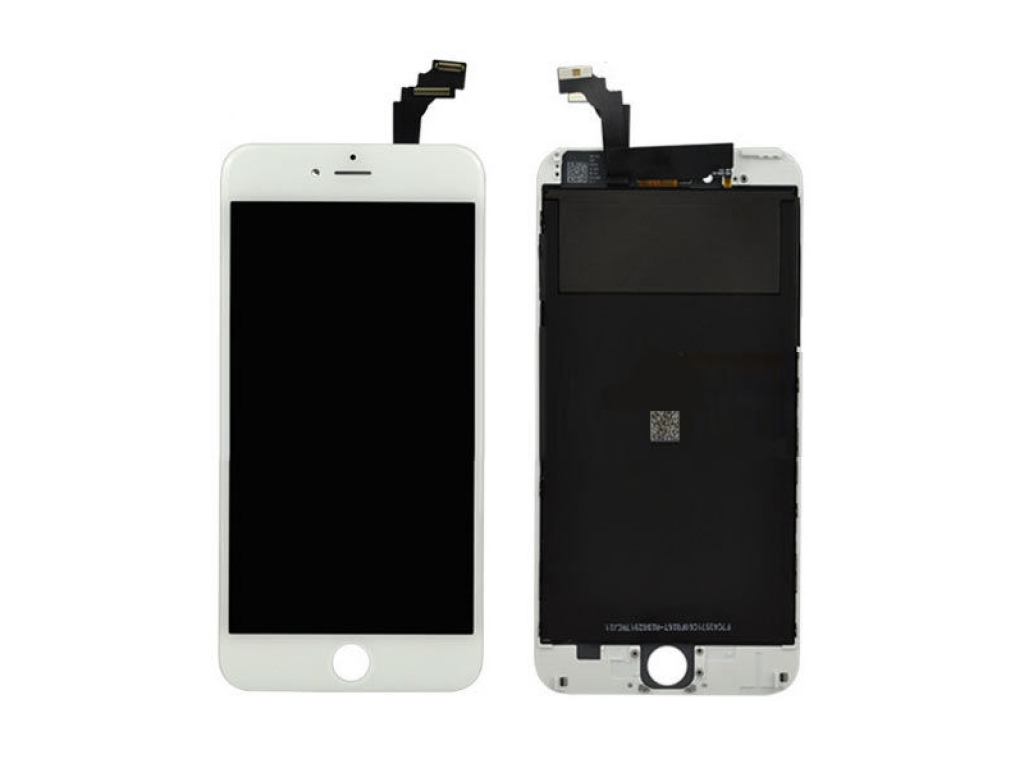 PANTALLA LCD DISPLAY CON TOUCH IPHONE 6 PLUS BLANCA