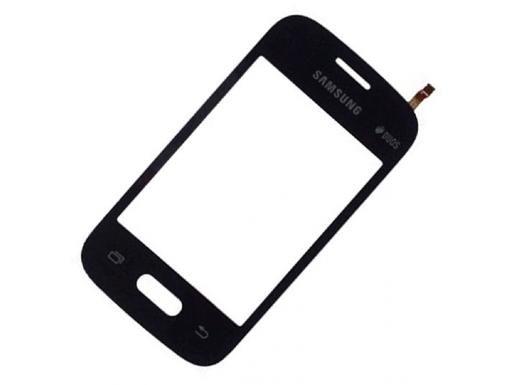 PANTALLA TACTIL TOUCH SAMSUNG G110 GALAXY POCKET 2 NEGRA