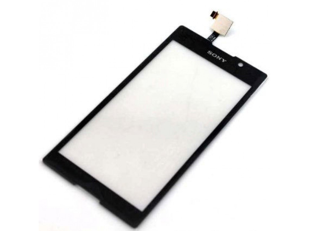 PANTALLA TACTIL TOUCH SONY S39H C2304 C2305 S39C XPERIA C NEGRA