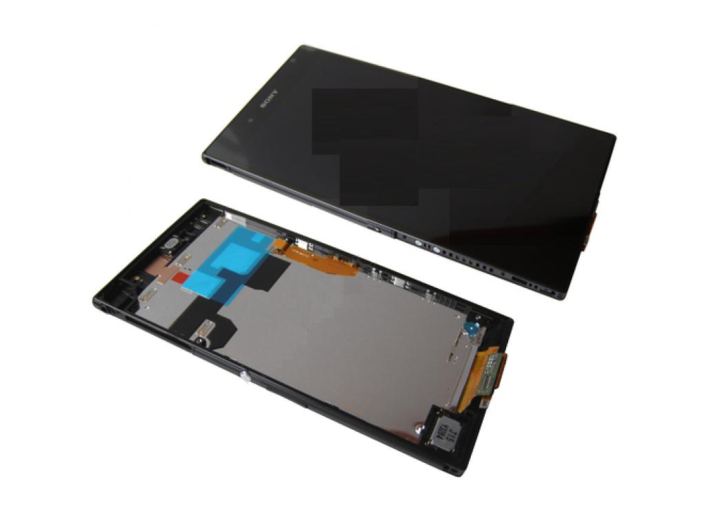 PANTALLA LCD DISPLAY CON TOUCH SONY ERICSSON C6802 C6806 C6833 XL39H XPERIA Z ULTRA CON MARCO