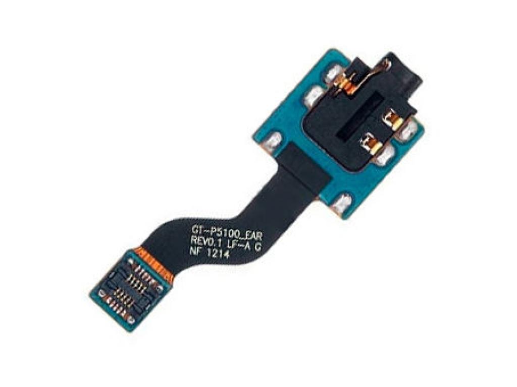 FLEX SAMSUNG GALAXY TAB 2 P5100 P5110 P5113 CONECTOR AUDIO JACK 3.5 ENTRADA AURICULARES
