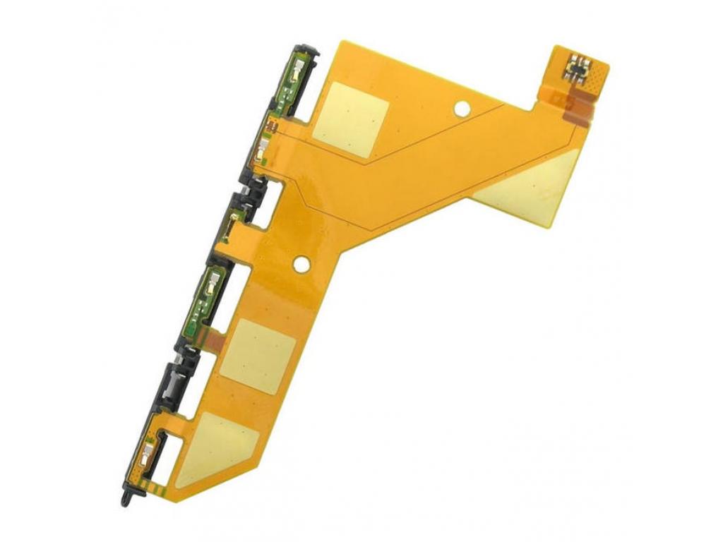 FLEX SONY D6603 D6616 D6643 D6653 L55T XPERIA Z3 PUERTO DE CARGA LATERAL