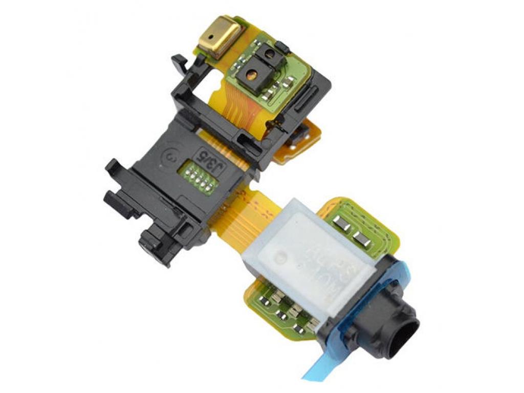 FLEX SONY D6603 D6616 D6643 D6653 L55T XPERIA Z3 SENSORES AUDIO JACK Y MICROFONO