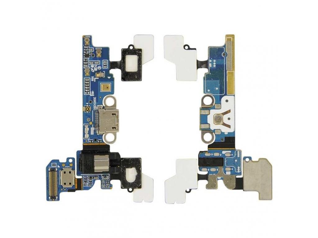 FLEX SAMSUNG A3 A3000 GALAXY ALPHA CONECTOR DE CARGA MICROFONO Y JACK AUDIO