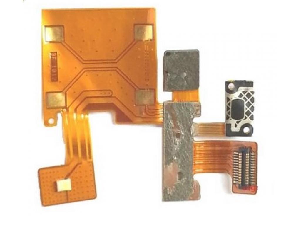 FLEX HUAWEI U8815 U8818 G300 SENSOR PROXIMIDAD LUZ FLASH POWER ON/OFF