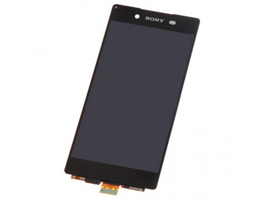 PANTALLA LCD DISPLAY CON TOUCH SONY ERICSSON XPERIA Z3+ Z4 E6553 NEGRA