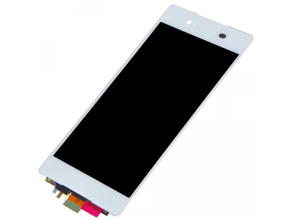 PANTALLA LCD DISPLAY CON TOUCH SONY ERICSSON XPERIA Z3+ Z4 E6553 BLANCA