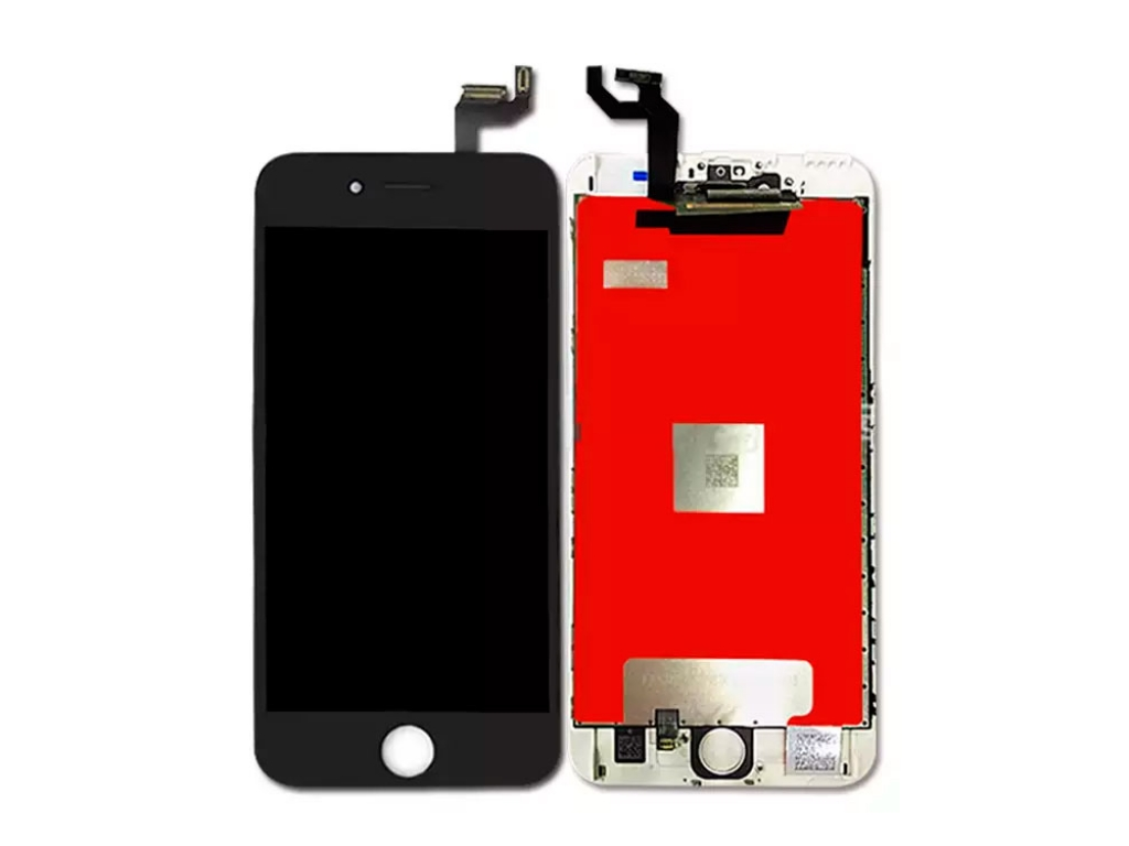 PANTALLA LCD DISPLAY CON TOUCH IPHONE 6S NEGRA