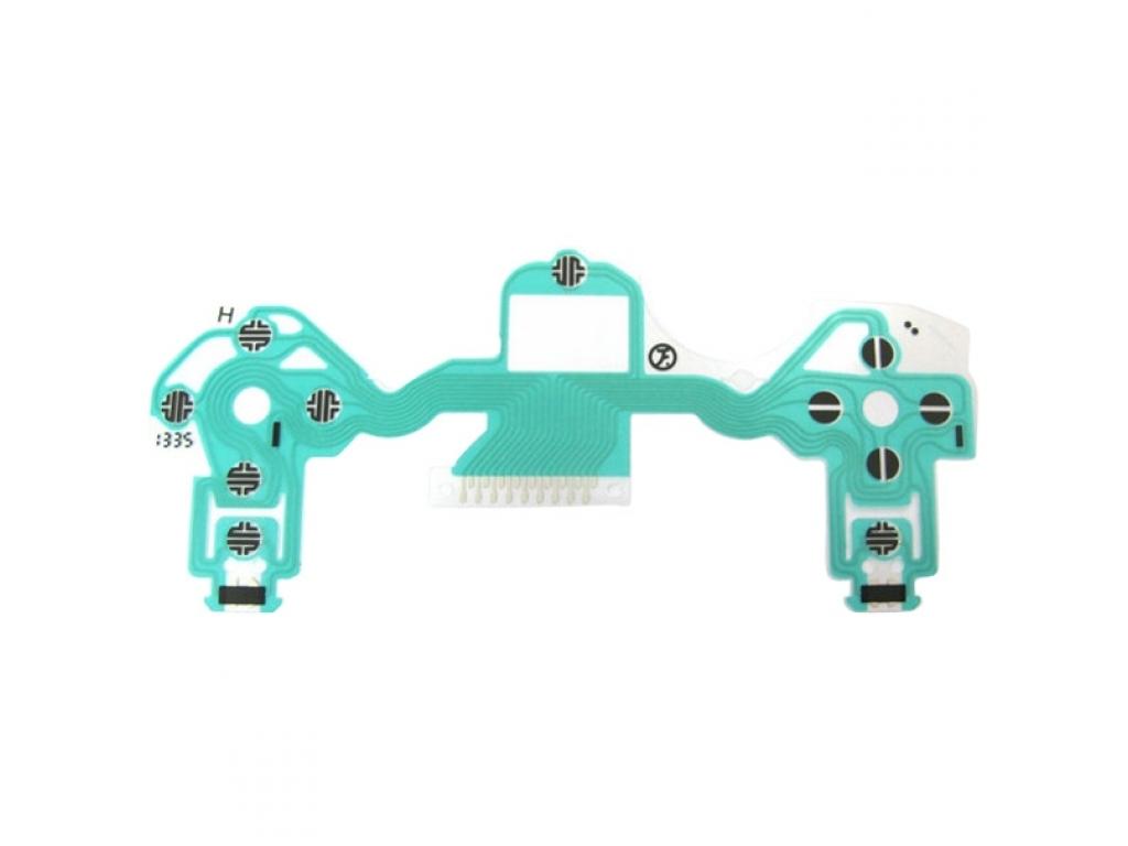 FLEX CIRCUITO BOTONES JOYSTICK PS4 V1