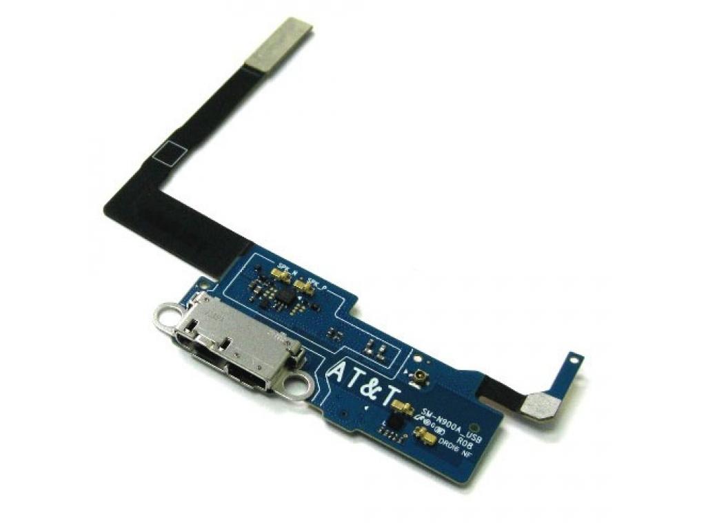 FLEX SAMSUNG GALAXY NOTE 3 N900A CARGA Y MICROFONO