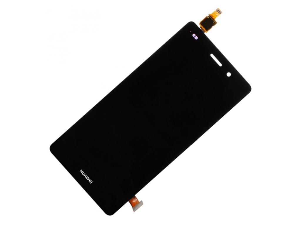 PANTALLA LCD DISPLAY CON TOUCH HUAWEI P8 LITE NEGRA
