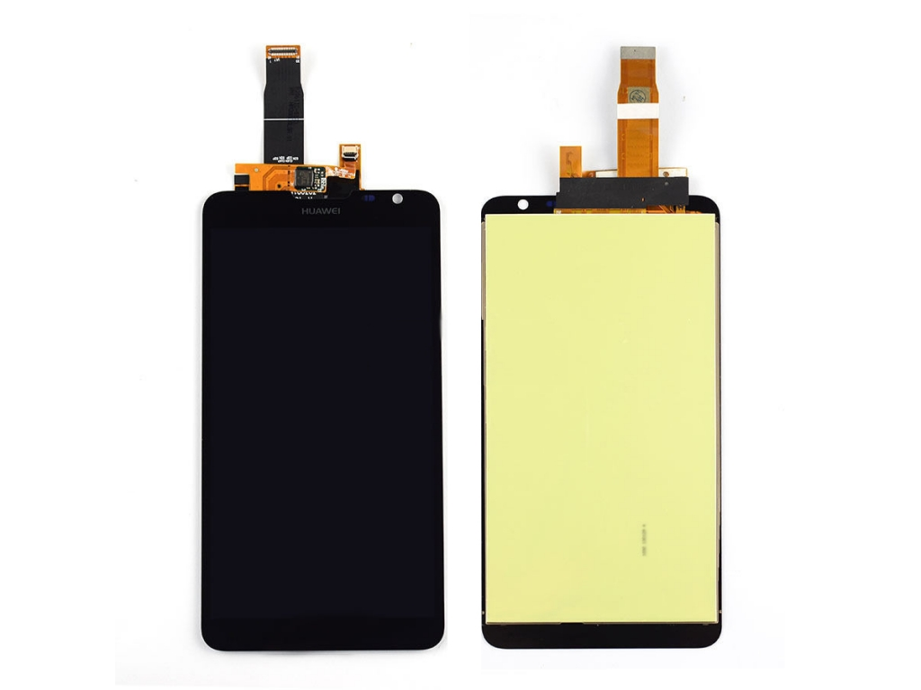 PANTALLA LCD DISPLAY CON TOUCH HUAWEI ASCEND MATE 2 NEGRA