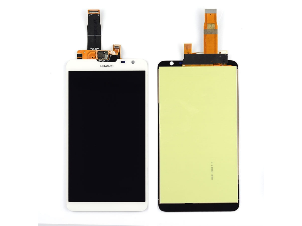 PANTALLA LCD DISPLAY CON TOUCH HUAWEI ASCEND MATE 2 BLANCA
