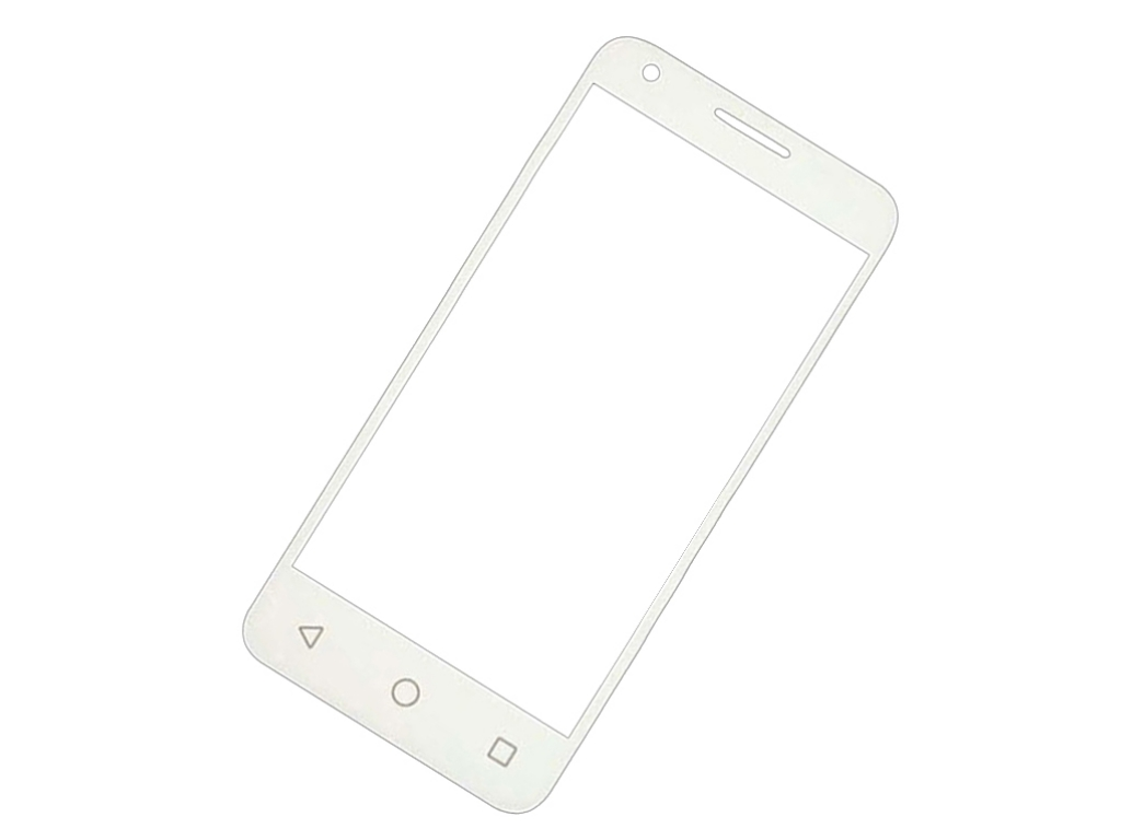 PANTALLA TACTIL TOUCH ALCATEL ONE TOUCH PIXI 3 4027 5017 BLANCO