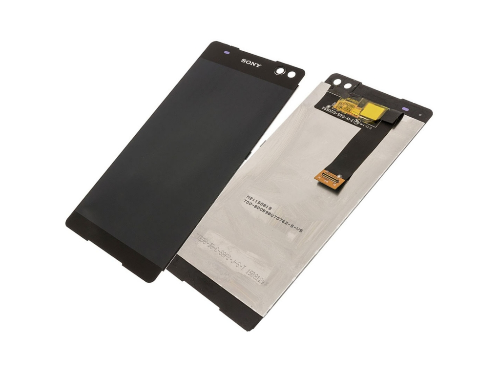 PANTALLA LCD DISPLAY CON TOUCH SONY XPERIA C5 ULTRA NEGRA