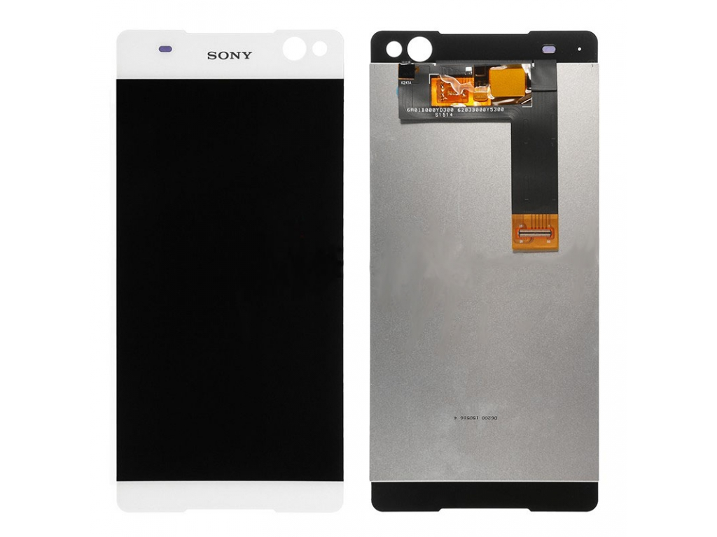PANTALLA LCD DISPLAY CON TOUCH SONY XPERIA C5 ULTRA BLANCA
