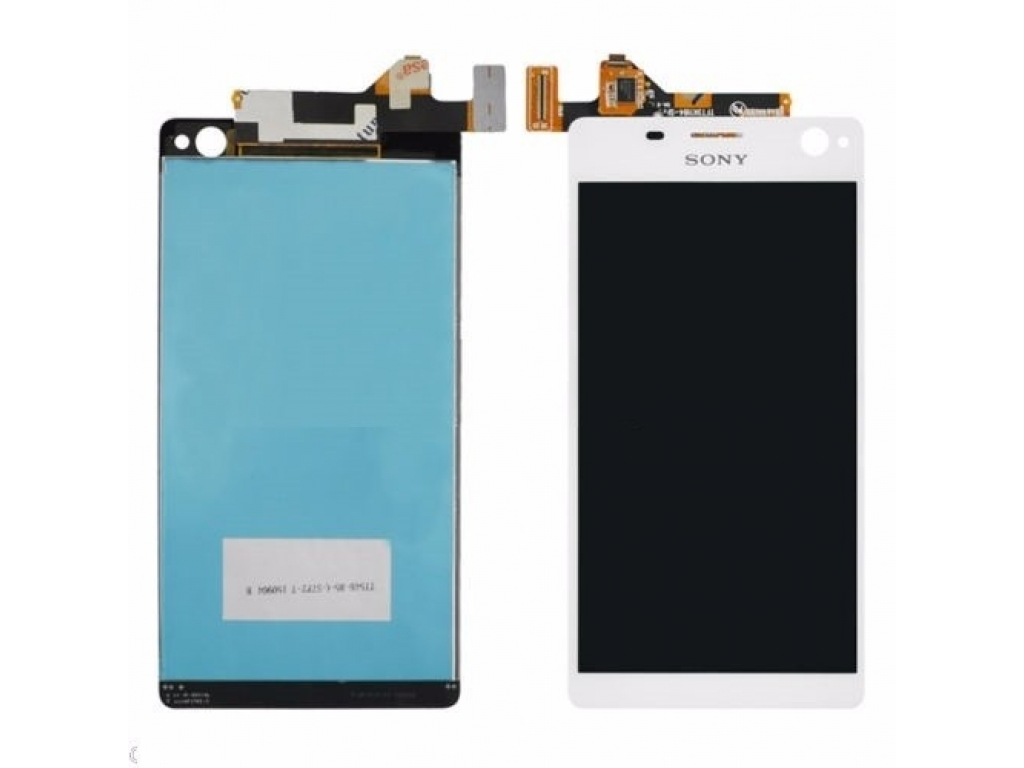 PANTALLA LCD DISPLAY CON TOUCH SONY XPERIA C4 BLANCA