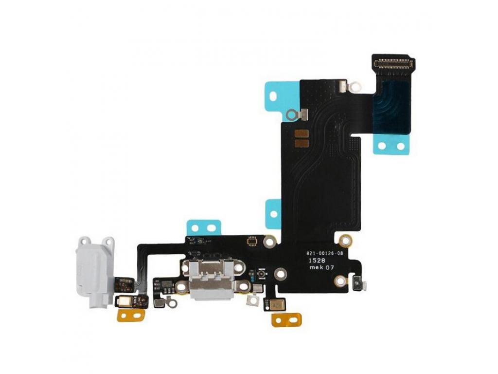 FLEX IPHONE 6S PLUS CONECTOR DE CARGA Y JACK AURICULAR