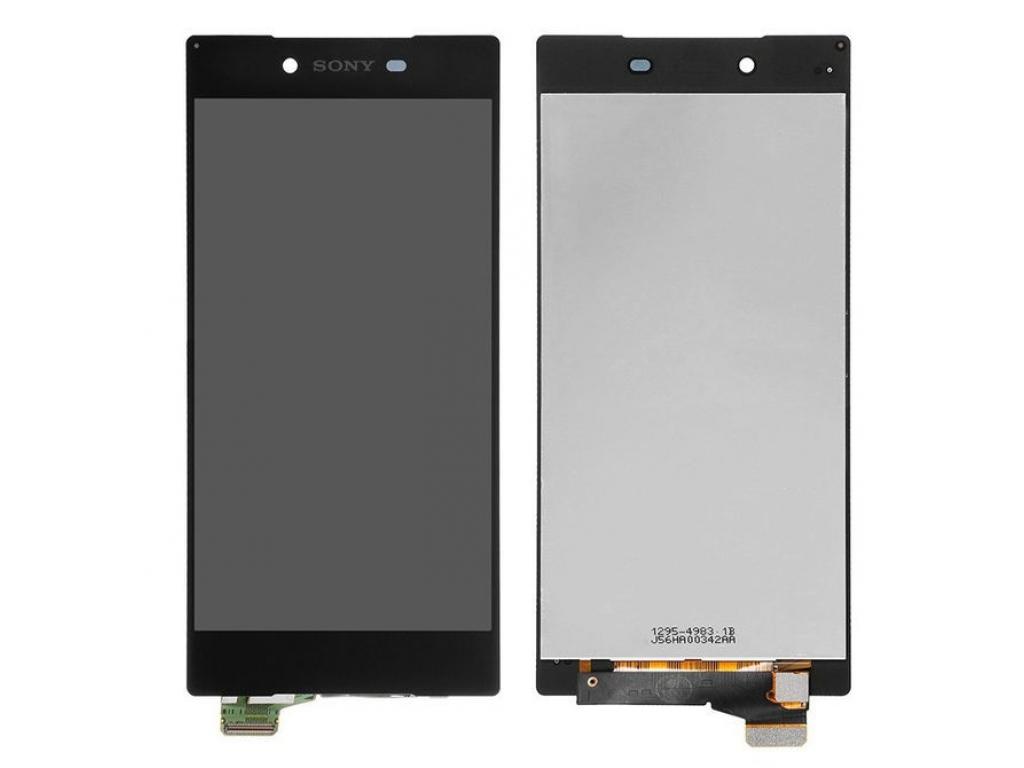PANTALLA LCD DISPLAY CON TOUCH SONY XPERIA Z5 PREMIUM E6853 NEGRA