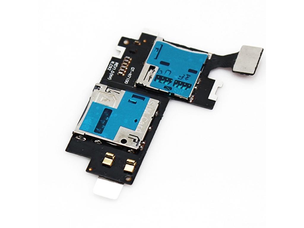 FLEX SAMSUNG GALAXY NOTE 2 N7100 LECTOR SIM Y MICRO SD