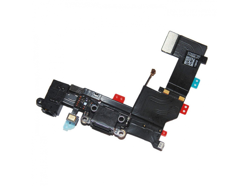 CABLE FLEX CONECTOR CARGA Y MICROFONO IPHONE 5 SE