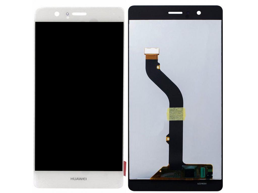 PANTALLA LCD DISPLAY VIDRIO TACTIL TOUCH HUAWEI P9 LITE BLANCA