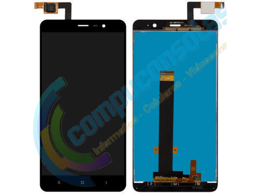 PANTALLA LCD DISPLAY CON TOUCH XIAOMI REDMI NOTE 3 150mm NEGRA