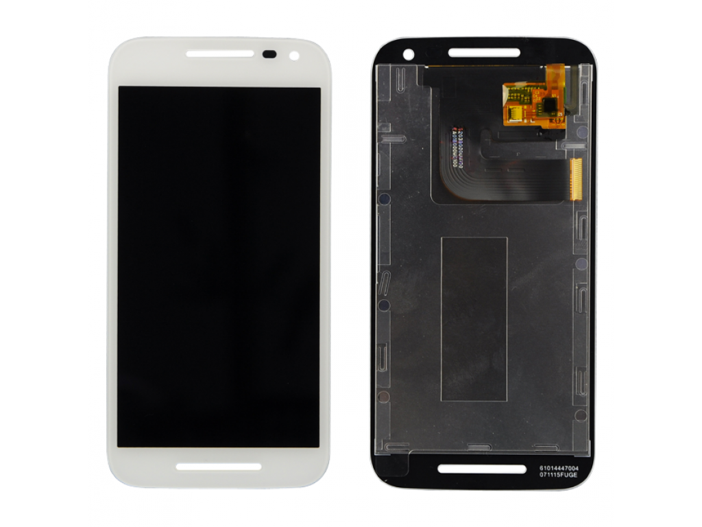 PANTALLA LCD DISPLAY CON TOUCH MOTOROLA MOTO G3 BLANCA
