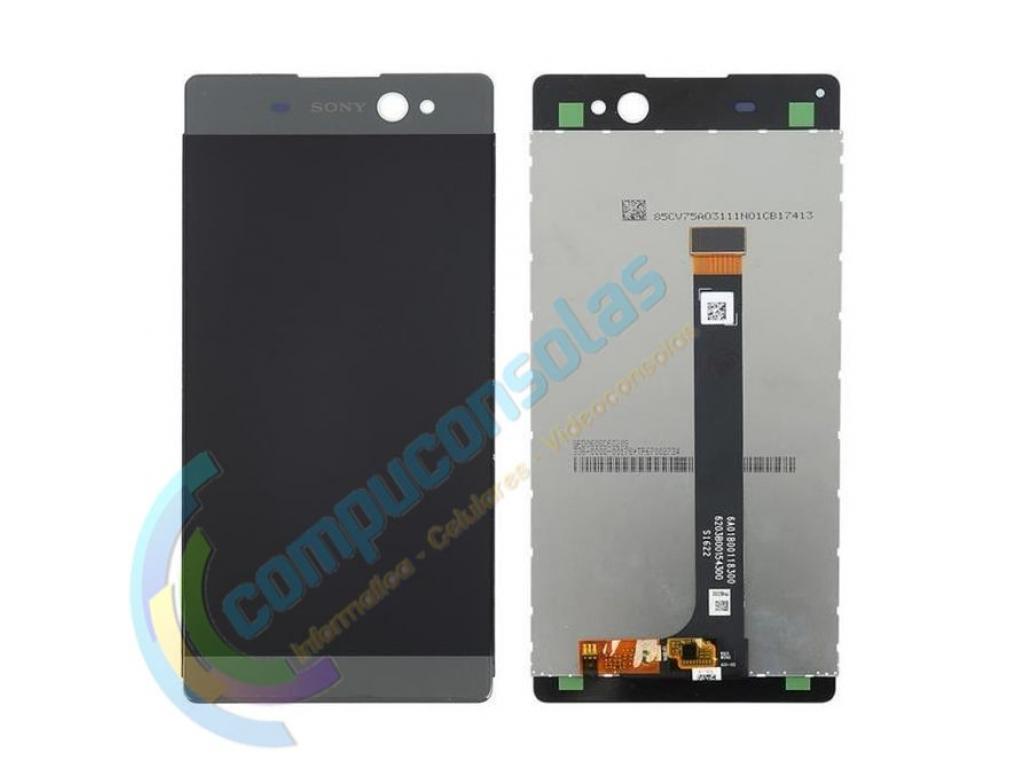 PANTALLA LCD DISPLAY CON TOUCH SONY XPERIA XA ULTRA GRIS
