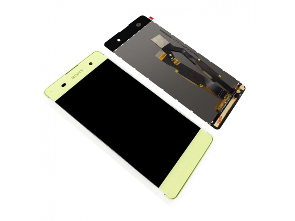 PANTALLA LCD DISPLAY CON TOUCH SONY XPERIA XA VERDE LIMA