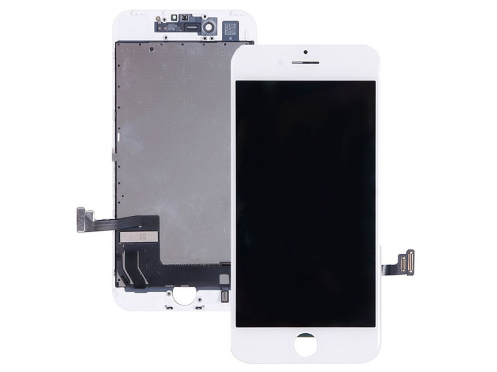 PANTALLA LCD DISPLAY CON TOUCH IPHONE 7 BLANCA