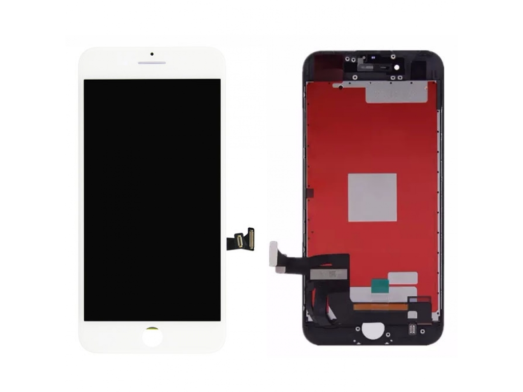 PANTALLA LCD DISPLAY CON TOUCH IPHONE 7 PLUS BLANCA