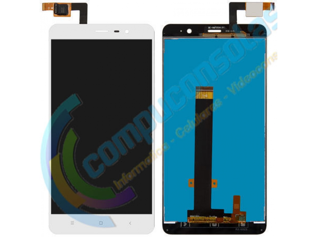 PANTALLA LCD DISPLAY CON TOUCH XIAOMI REDMI NOTE 3 PRO 152mm BLANCO
