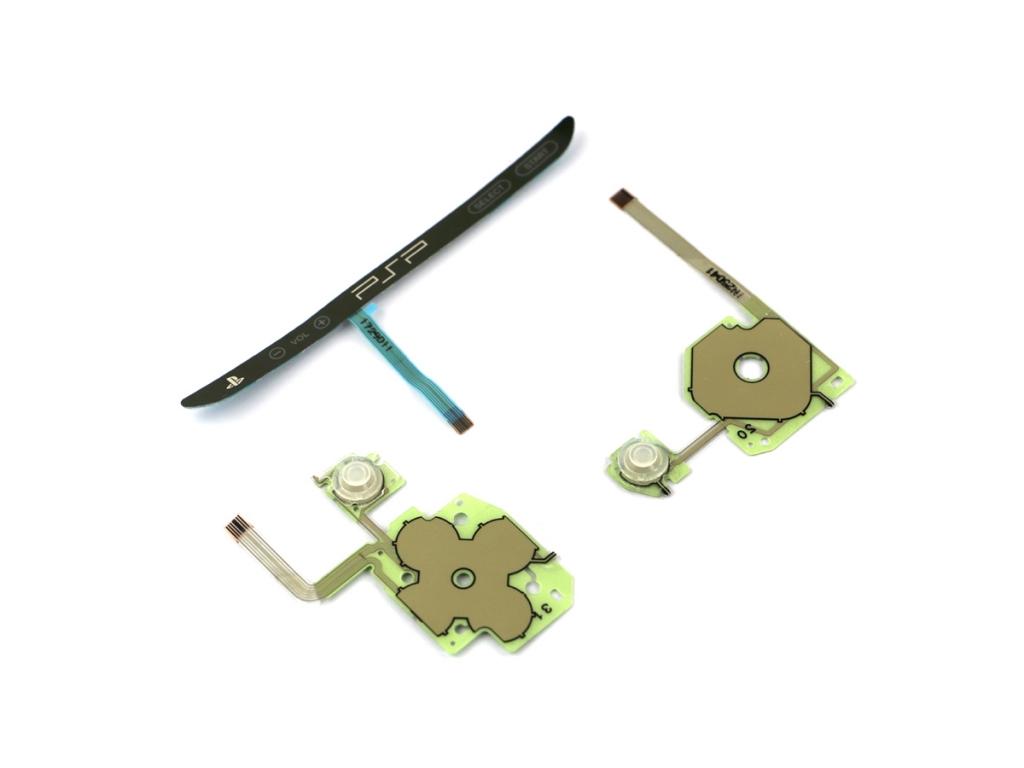 SET CABLES FLEX SELECT START L Y R PSP STREET E1000