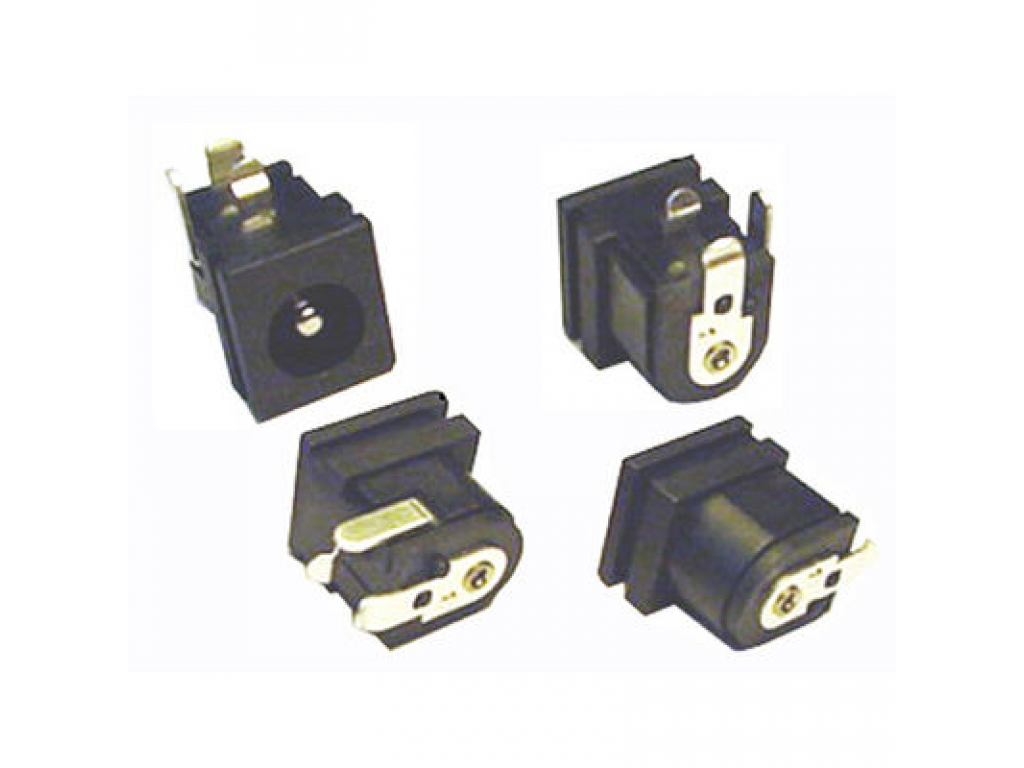 CONECTOR INTERNO ALIMENTACION NOTEBOOK PJ005 2.5MM