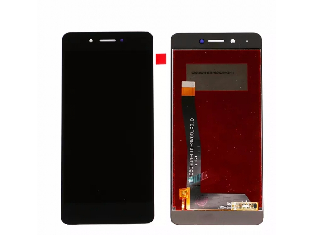 PANTALLA LCD DISPLAY VIDRIO TACTIL TOUCH HUAWEI P9 LITE 2017 SMART NEGRA