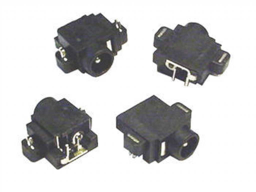 CONECTOR INTERNO ALIMENTACION NOTEBOOK 1.65mm PJ026