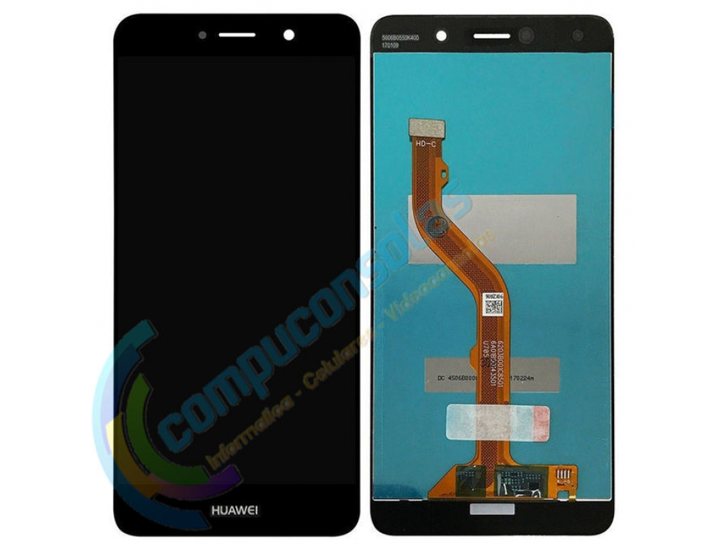PANTALLA LCD DISPLAY CON TOUCH HUAWEI MATE 9 LITE Y7 2017 NEGRA