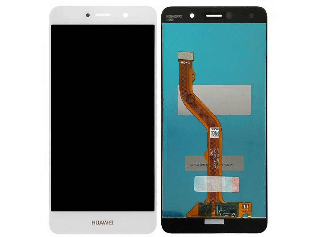 PANTALLA LCD DISPLAY CON TOUCH HUAWEI MATE 9 LITE Y7 2017 BLANCA