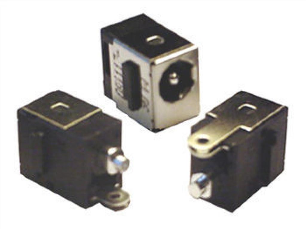 CONECTOR INTERNO ALIMENTACION NOTEBOOK 1.65mm PJ051
